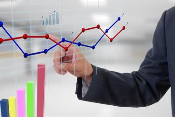 Businessman strategy