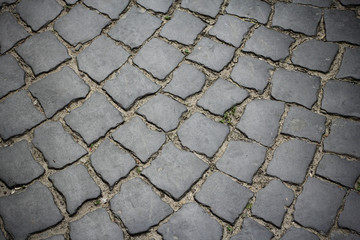 Cube pavement