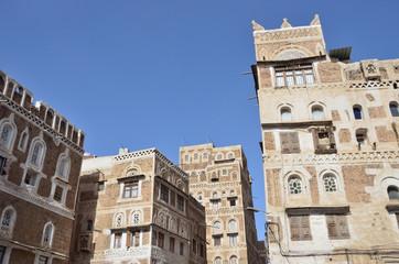 Йемен, Сана, архитектура старого города