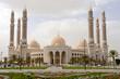 Йемен, Сана: Al-Saleh Mosque - президентская мечеть