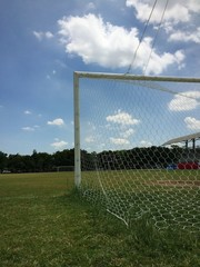 Soccer Goal Nets after