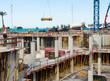 building  concrete house