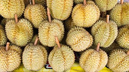 Durian at Market