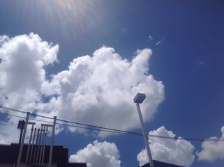 Sky beuitful cloud