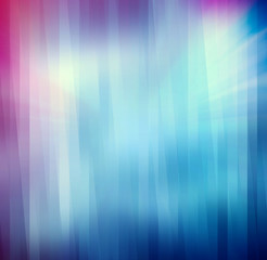 Abstract Colorful Pink Blue Shiny Background