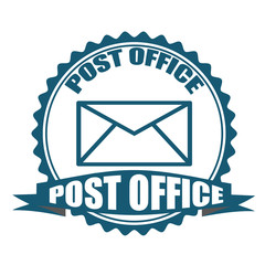 post office stamp