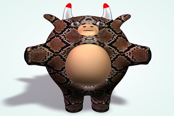 Snake Cow