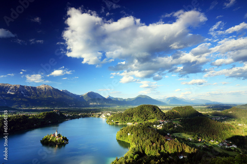 Aluminium Oost Europa Bled Resort, Slovenia, Europe