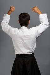 Aikido winner