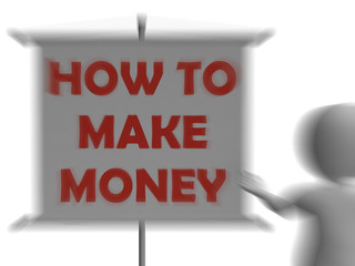 How To Make Money Board Displays Wealth And Success