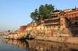 Varanasi heilige Stadt in Indien