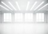 Fototapety empty white interior