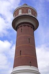 Wasserturm in KEVELAER ( Niederrhein )