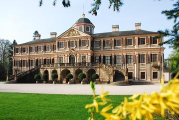 Schloss Favorite in Rastatt