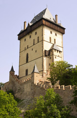 Big Tower - Karlstejn castle