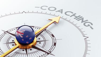 New Zealand Coaching Concept