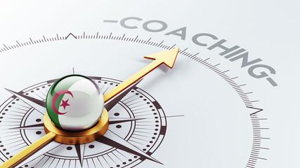 Algeria Coaching Concept