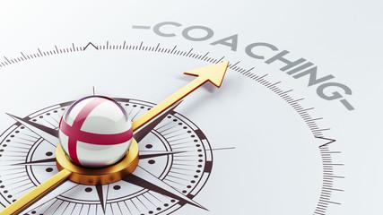 England Coaching Concept