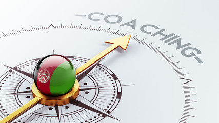 Afghanistan. Coaching Concept