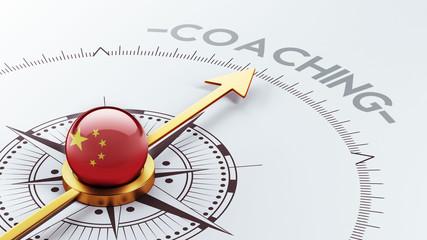China Coaching Concept