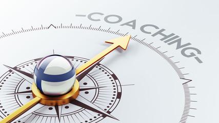 Finland Coaching Concept