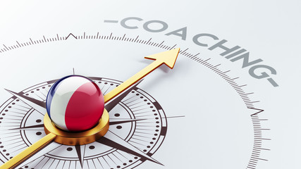 France Coaching Concept