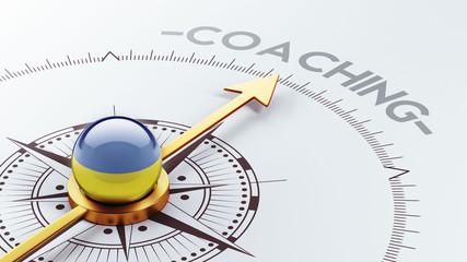 Ukraine Coaching Concept