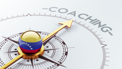 Venezuela Coaching Concept