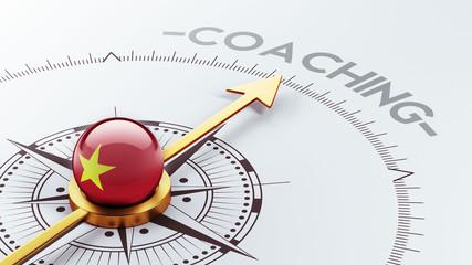 Vietnam Coaching Concept