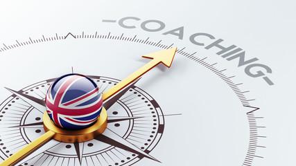 United Kingdom Coaching Concept