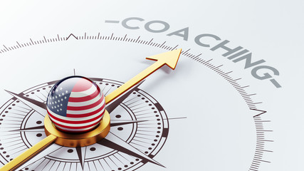 United States Coaching Concept