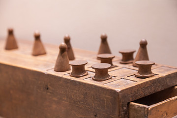 Egyptian Game of Senet