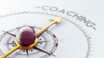 Qatar Coaching Concept