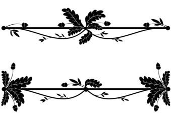 oak vignettes