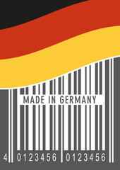Barcode Made in Germany