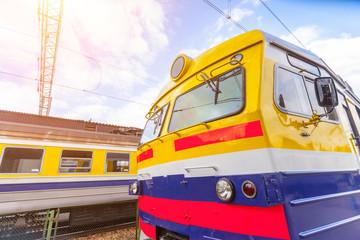 Train Station in Riga