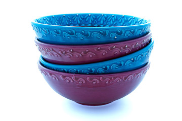 Bowls Stacked