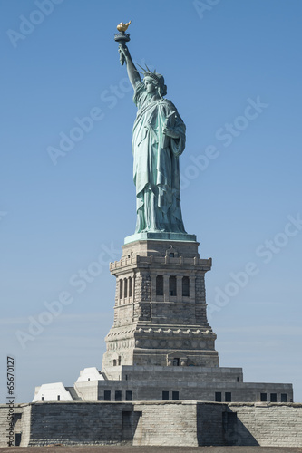 canvas print picture Freiheitsstatue, Statue of Liberty, New York