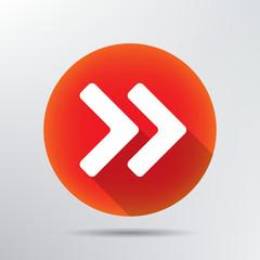 double arrows icon.