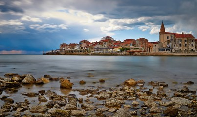 Small Croatian Town Umag