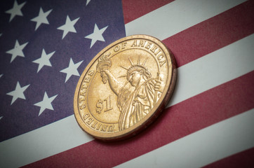 US Liberty Dollar Coin