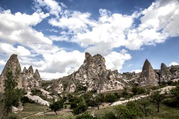 Landscape of Uchisar