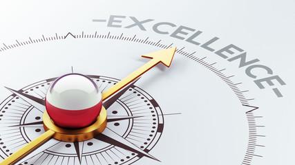 Poland Excellence Concept