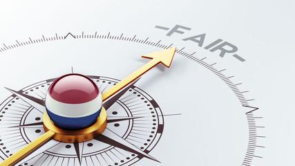 Netherlands Fair Concept