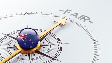 New Zealand Fair Concept