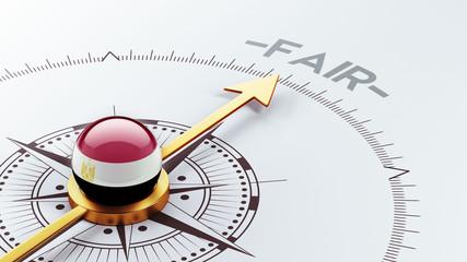 Egypt Fair Concept