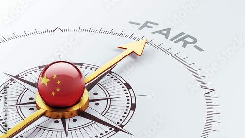 China Fair Concept