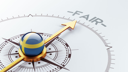 Sweden Fair Concept