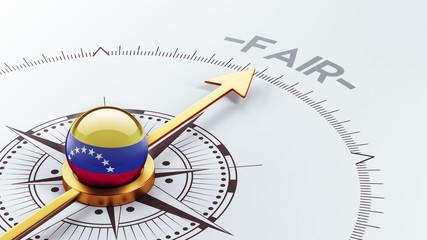 Venezuela Fair Concept
