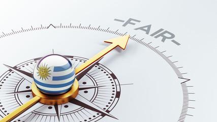 Uruguay Fair Concept